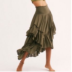 Free People endless summer convertible skirt/dress